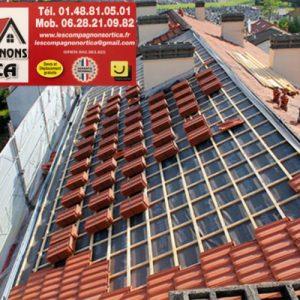 couvreur clamart Couverture toiture